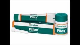Pilex Combo Ointment & Tablets Internal External Hemorrhoids Anal fissur... - $16.72