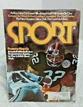 Sport Magazine September 1976 Franco Harris Pittsburgh Steelers - $7.91