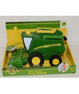 John Deere LP53335 Corey Combine Musical Toy With Song Book 18 Months - £26.35 GBP