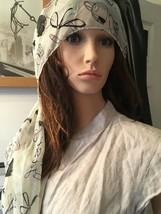 lovely Women's Shoes lipstick hats  Handbags Soft Pink Chiffon silk blen... - $8.20