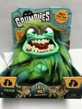 Grumblies Tremor Green Interactive Toy New in Box - $28.42