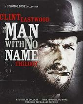 Man With No Name: Trilogy (Blu-ray)