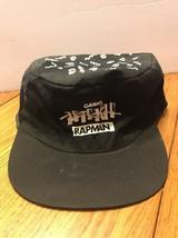 Vintage Rare Hat Casio Rapman One Size Ships N 24h - $49.96