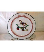 Anchor Hocking Memories Dinner Plate - $6.23
