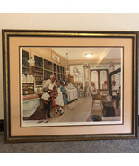 GARY MAC WILLIAMS COUNTRY STORE ART SIGNED PICTURE drawing limited editi... - $2,475.00