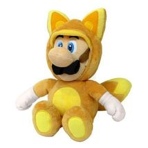 "Nintendo: Kitsune Luigi 9"" Plush Brand NEW! - $19.99"