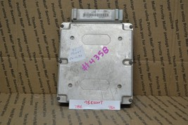 1995 Ford Escort Tracer 1.9L Engine Control Unit F5CF12A650JA Module 950-7B6 - $13.99