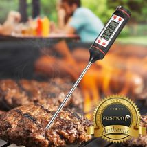 Digital Instant Read Food Meat Thermometer for Kitchen Cooking BBQ Grill... - $14.12