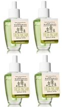 4 Bath & Body Works Fresh Balsam Home Fragrance Refill Bulb 0.80 oz - $24.50