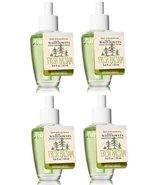 4 Bath & Body Works Fresh Balsam Home Fragrance Refill Bulb 0.80 oz - $24.50