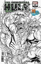 IMMORTAL HULK #20 SDCC PX Artist Variant Marvel 2019 EST REL DATE 07/24/... - $11.95