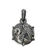 David Yurman Sterling Silver Petrus Griffin Amulet Pendant  - $225.00