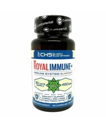 30 Caps Royal Immune | Echinacea | Vitamin C | Ginseng | Zinc Citrate | ... - $34.64