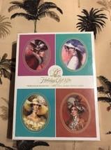 Vintage Holiday Gift 1990 Avon Mrs. Albee Notecards Four Seasons nib - $17.60