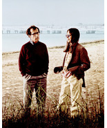 Annie Hall Keaton Allen Beach Vintage 16X20 Color Movie Memorabilia Photo - $29.95