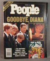 People Magazine September 22 1997 - Princess Diana  - $9.89