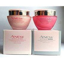 AVON Anew Vitale Visible Perfection : Day Cream SPF 25 + Night Cream SET ! - $52.99