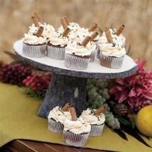 Rustic Log Cake Stand Wedding Cake Accessories Cake Decor - $63.36