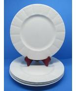 "Lauren Ralph Lauren Spring Lace 10.5"" Dinner Plates Set Of 4 Plates  EUC - $155.82"