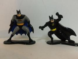 "Vintage 1992 Lot of Two ERTL Metal Batman Returns 2.5"" Superhero Figurin... - $14.80"