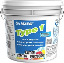 MAPEI Type 1 Off-White Mastic Flooring Adhesive (1-Gallon) - $17.46