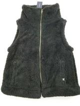 new TOMMY HILFIGER women jacket vest J92H7790 TJCWK0010A 8/19 black sz M... - $32.66