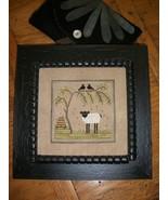 Buzzing Round Ewe cross stitch chart Chessie & Me   - $9.00