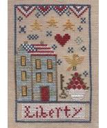 Liberty Inn Kit cross stitch kit Chessie & Me   - $19.80