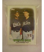 1988 Topps Chicago White Sox Team Set With Traded Cards - $0.94