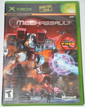 Xbox - MECHASSAULT (Complete with Manual) - $8.00