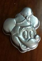Vtg Wilton Band Leader Mickey Mouse Cake Pan 1976 Baking Disney Retired  - $7.75