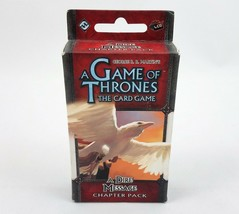 Game Of Thrones Card Game A Dire Message Chapter Pack 2014 CCG Games NEW... - $14.71