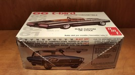 70's AMT-'66 FORD T-BIRD CONVERTIBLE--ORIGINAL AMT-1/25 SCALE - $16.70