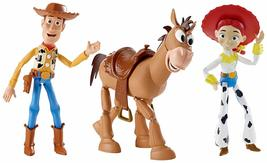 "Disney / Pixar Toy Story 4"" Basic Figures #2 (3 Pack) - $35.00"