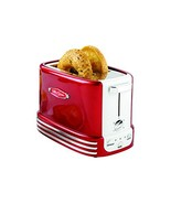 Nostalgia New and Improved Wide 2-Slice Toaster, Perfect For Bread - $55.97