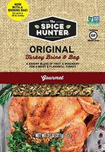 Spice Hunter Turkey Brine & Bag, Original, 11 Ounce - $9.89