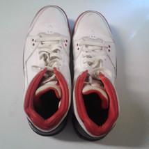 Nike Air Jordan Men's White, Red & Black Size 9 Men's - $45.00