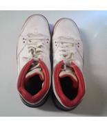 Nike Air Jordan Men's White, Red & Black Size 9 Men's - $59.99