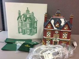 "DEPT 56 DICKEN'S VILLAGE ""BOARDING & LODGING SCHOOL"" - #58092 - Original... - $100.97"