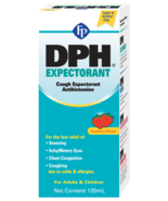 Dph Expectorant 120ml - for oral use - $17.75