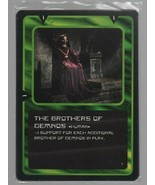 The Brothers of Demnos - Doctor Who Collectible Card Game - MMG Ltd  Com... - $1.72