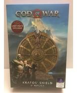 "God of War Kratos' Shield Replica - 5"" - Loot Crate DX Exclusive - $21.80"
