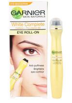 5 x Garnier White Brightening Eye Roll on For Dark Circles Puffiness Under Eyes  - $38.89
