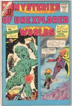 Mysteries of Unexplored Worlds Comic #45 CDC 1965 FINE- - $11.18