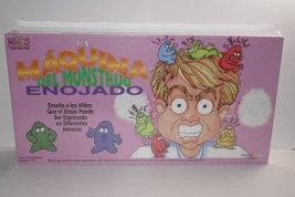 La Máquina Enojada del Monstruo / The Angry Monster Machine Board Game S... - $49.99