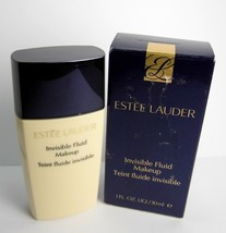 ESTEE LAUDER 2WN1 Invisible Fluid Makeup Foundation - DAMAGED See pic - $21.28