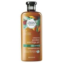 Herbal Essences Biorenew Golden Moringa Oil Smooth Shampoo, 13.5 FL OZ - $15.83