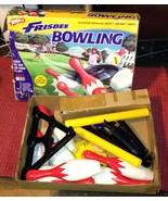 Wham-O Frisbee Bowling Set w/ Original Box 1998 - $89.99