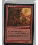 Bola Warrior - Magic the Gathering - Red - Nemesis - Adam Rex - Common. - $1.72