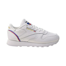 Reebok Classic Leather International Women's Shoes White-Radiant Red-Blu... - $60.00